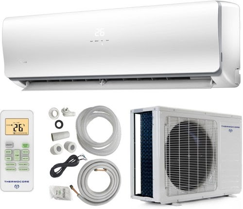 Ac Split Thermocore Systems 23 Seer Energy Star Ductless