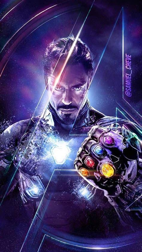 endgame tony stark infinity stones iphone wallpaper vingadores personagens vingadores marvel