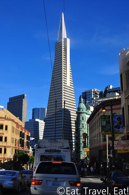 TransAmerica Pyramid- San Francisco, CA