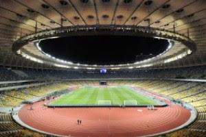 Организаторы Евро-2012 ожидают заполненных стадионов во время матчей турнира