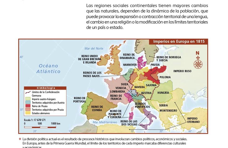 Libro De Atlas De 6 Grado 2020 : Atlas De Geografia Del Mundo Quinto Grado 2017 2018 Pagina 117 ...