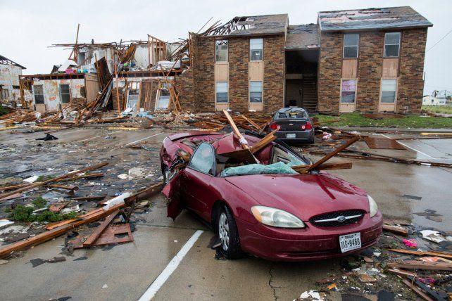 Resultado de imagen para Huracán Harvey deja al menos dos muertos