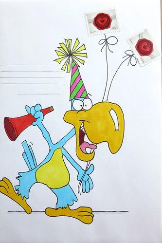 Happy Birthday to my friend!