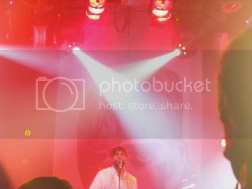 Shout Out Louds @ The Mod Club: photo by Michael Ligon