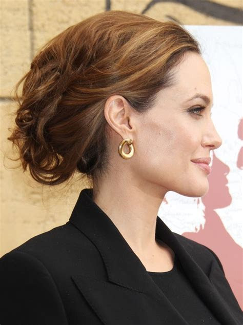 33 Angelina Jolie Hairstyles Angelina Jolie Hair Pictures