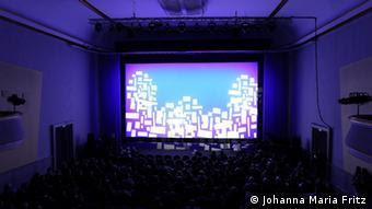Στιγμιότυπο από την εναρκτήρια εκδήλωση του φεστιβάλ Hellas Filmbox