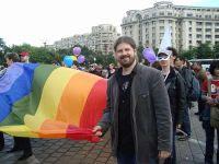 Remus Cernea - parada LGBT