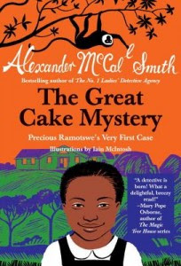 Children's Book: The Great Cake Mystery