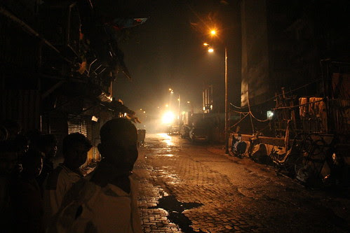 Bandra Bazar Road .. Goes The Filmy Way by firoze shakir photographerno1