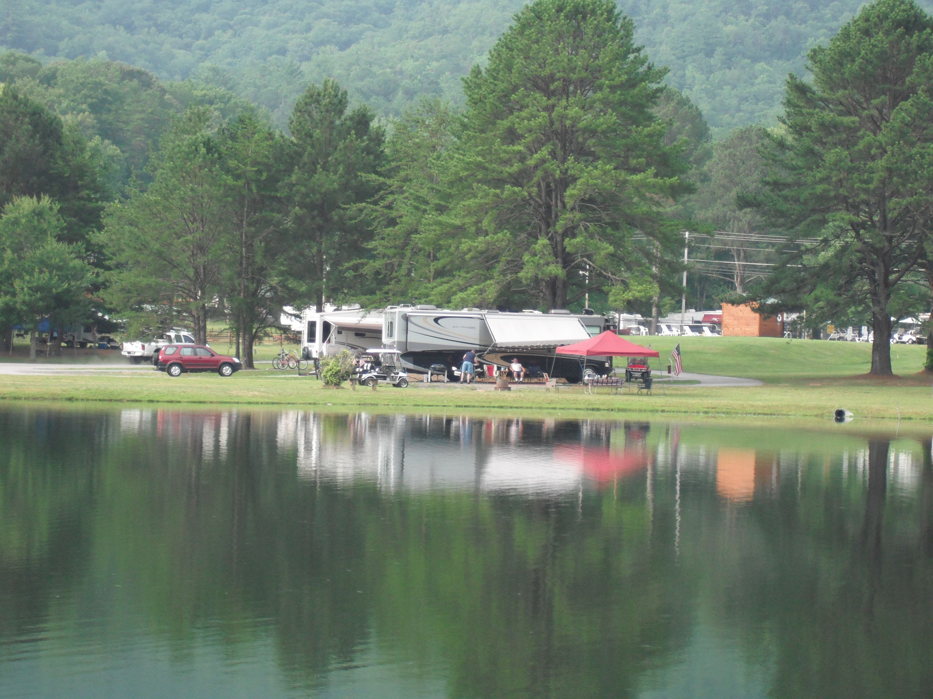 Bald Mountain RV Resort, Hiawassee, GA  Camping  Pinterest