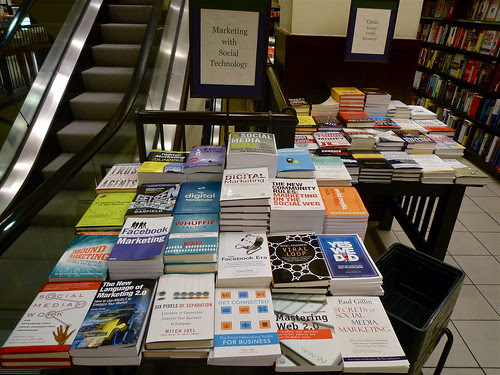 Marketing with Social Technology at Barnes & Noble