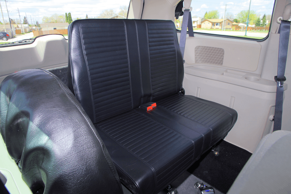 Winnipeg Wheelchair Van 6 Seating Configurations For The
