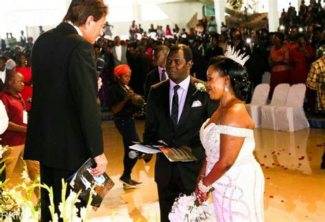 Pastor Kayanja, Wife Renew Wedding Vows After 25 Year Long