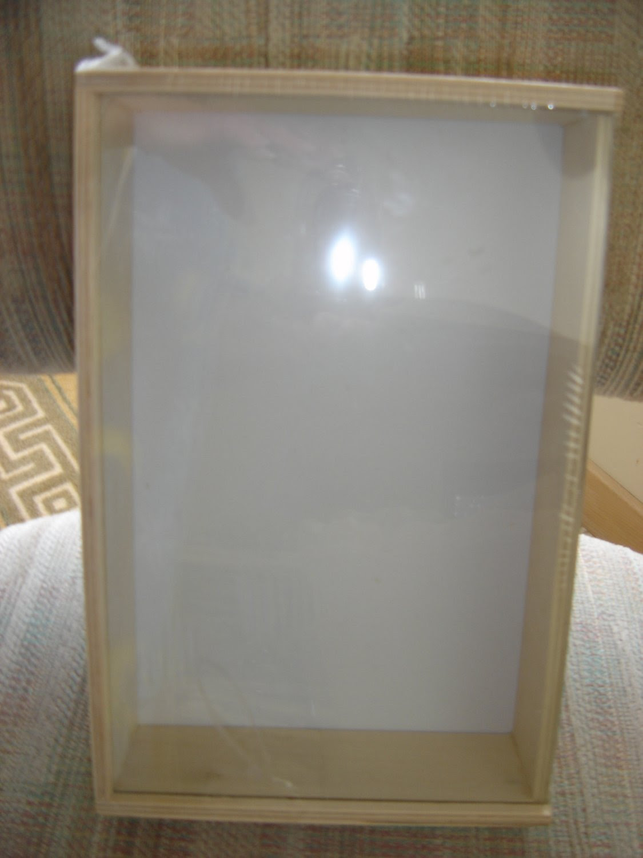 Ikea Bas Wall Decoration Frame Displayshadow Box 10 X 7