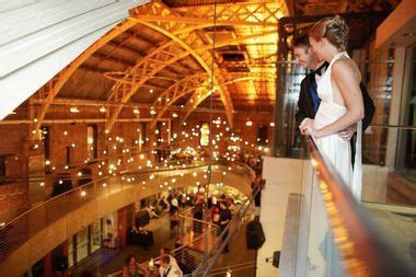 Gerding Theatre at the Armory~ Portland Wedding Site