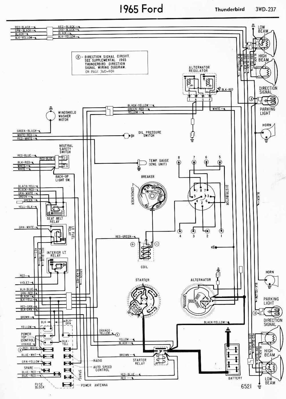 2002 Thunderbird Wiring Diagram - Cars Wiring Diagram