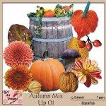 Autumn Mix Up 01 - CU4CU