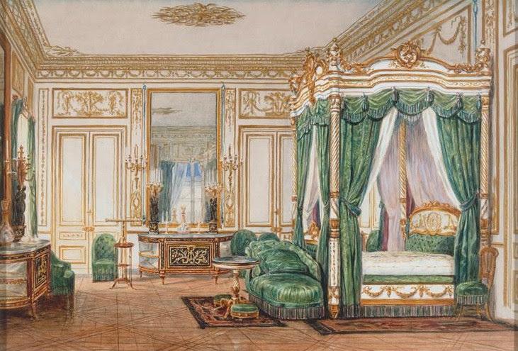 File:La chambre à coucher de l'Impératrice Eugénie.jpg