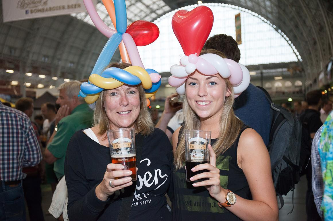 Book your entry to The Great British Beer Festival, Olympia London