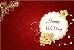 Creative Wedding Card, Chrompet   Service Provider of