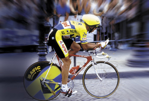 1989 - Greg Lemond won the Tour de France