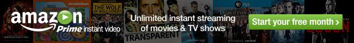 Amazon Prime Video offer