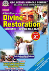 CAC Bethel Esa Oke, Divine Restoration (Radio Live Streaming)