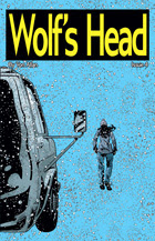 Wolf's Head Issue 4 cover