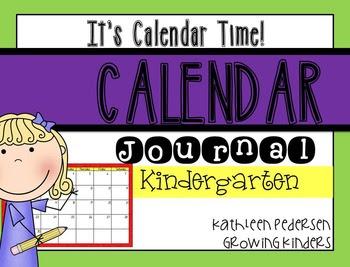 It's Calendar Time! Daily Calendar Book