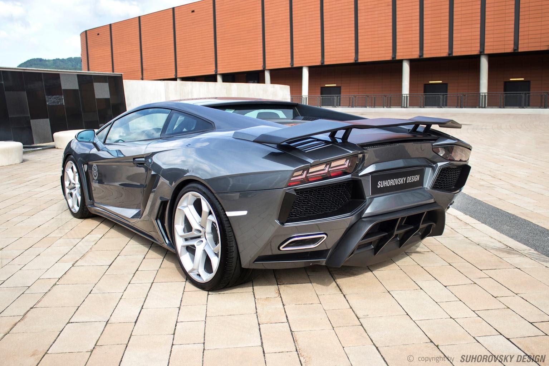 Gambar Modifikasi Lamborghini Aventador Terlengkap ...