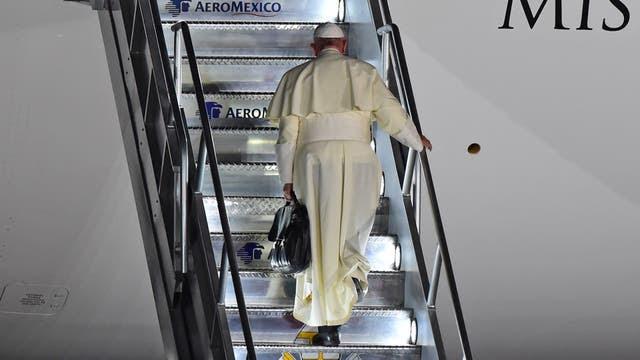 Resultado de imagen de papa francisco en méxico