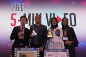 2 Sineas Muda Indonesia Juarai    Lomba Video 5 Menit Regional
