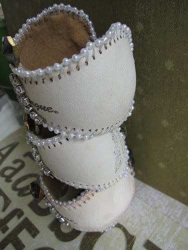 Baseball Cuffs: Custom Order! 7