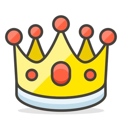 icono corona gratis de   vector emoji