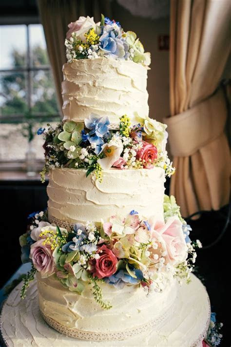 25  Best Ideas about Homemade Wedding Cakes on Pinterest