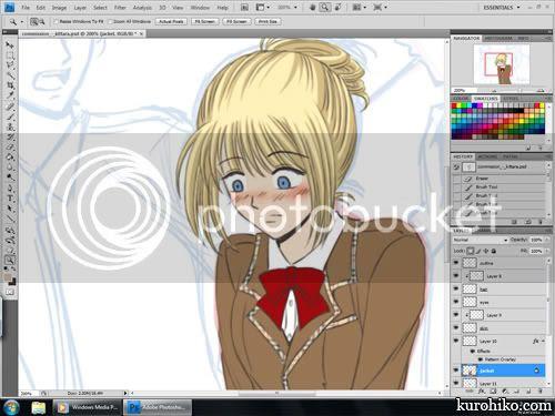 work in progress - katrina