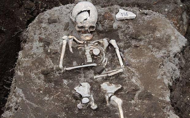 4 Kuburan Vampir yang Ternyata Pernah Ditemukan