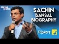 FLIPKART Founders Biography video | Sachin Bansal & Binny Bansal Success Story...