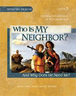 Cover of the Who Is My Neighbor Book