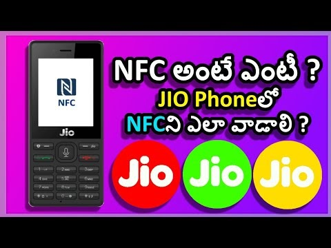 how to use nfc in jio phone smart tech tutor. Black Bedroom Furniture Sets. Home Design Ideas