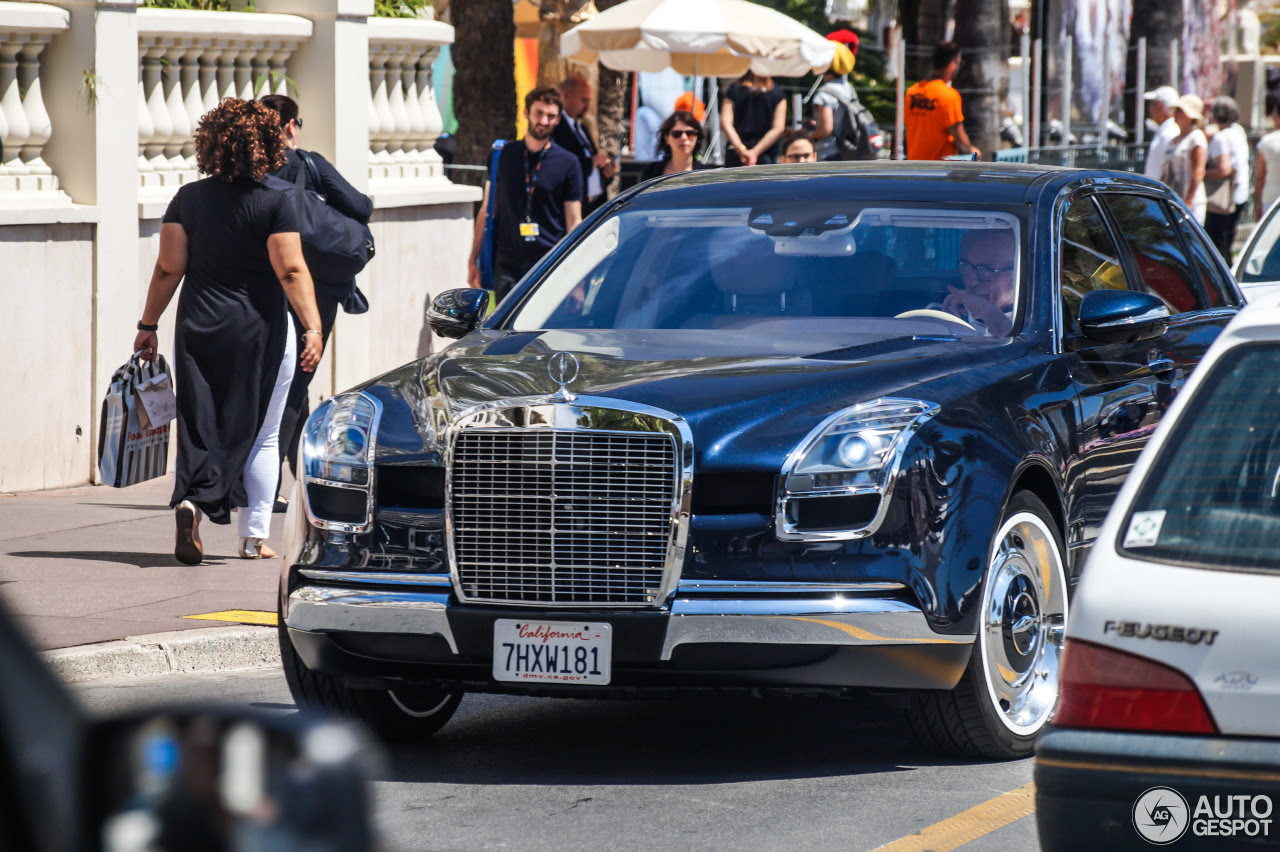 Mercedes-Benz Royale 600 - 21 mai 2016 - Autogespot