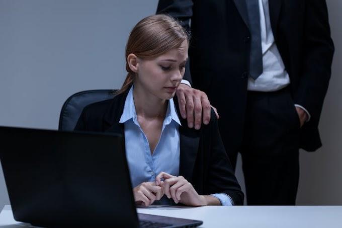Perempuan tidak melapor ketika dilecehkan di kantor karena tidak ada yang mendengar mereka