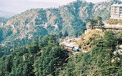 KSR Train at Shimla Station 05-02-13 02a.jpeg