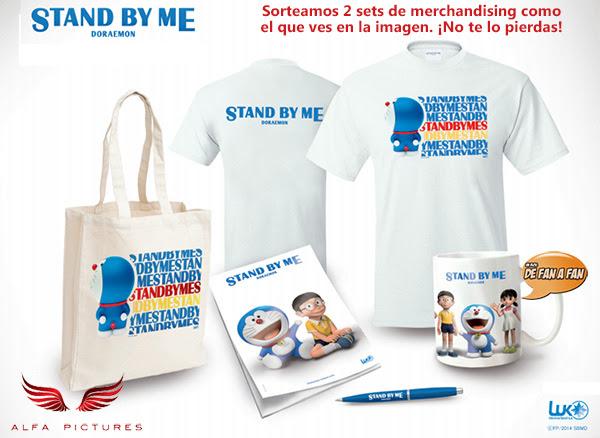 Premios Stand by Me Doraemon