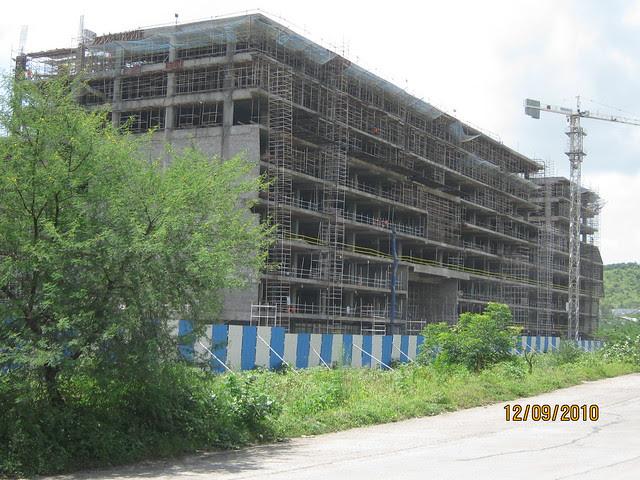 Megapolis Rajiv Gandhi Infotech Park Phase 3 Hinjewadi Pune - IMG_2906