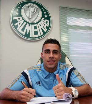 Gabriel Palmeiras (Foto: Fabio Menotti / Ag. Palmeiras / Divulgação)