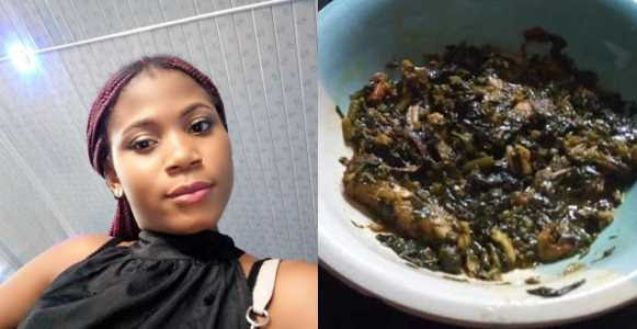 Nigerian Lady Refuses To Eat Food Served Without Meat Or Fish By Her Mother-In-Law