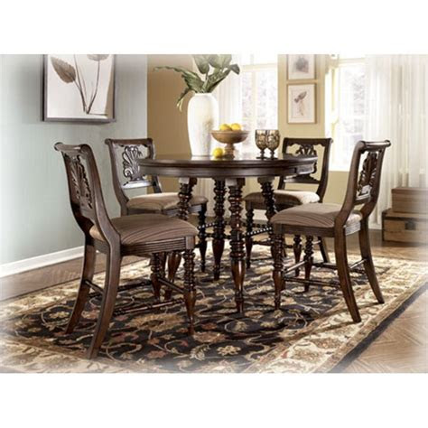 ashley furniture key town  counter height table
