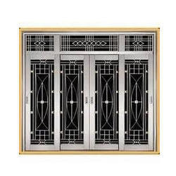 Window Grills Fabrication Services in India