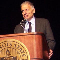 Ralph Nader at ISU, April 14, 2008
